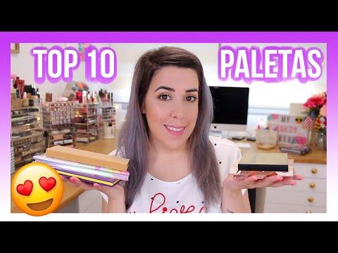 TOP 10 PALETAS LOW COST Y ALTA GAMA | EDICION VERANO