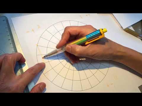 Algebra 2 - trignometry Unit circle asmr