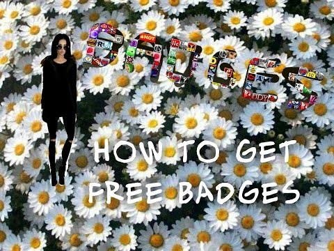 ♥IMVU- HOW TO GET FREE BADGES! ( STILL WORKING 2015 ) ♥
