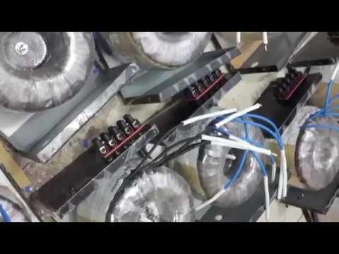 DIY Toroid Core And Toroid Transformer