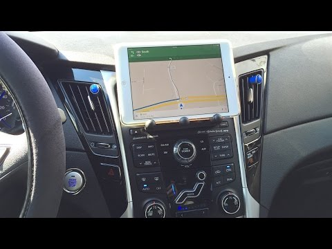 How to install an iPad mini in your car the easy way!