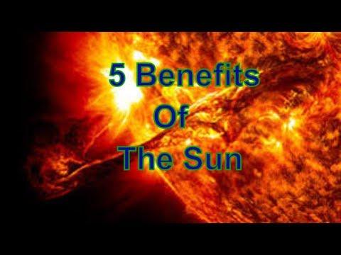 Five benefits of the sun rays on Thompson TV