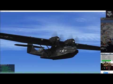KILM to KISO PBY Catalina FSEconomy