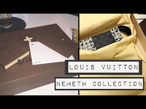 Louis Vuitton // Christopher Nemeth Collection
