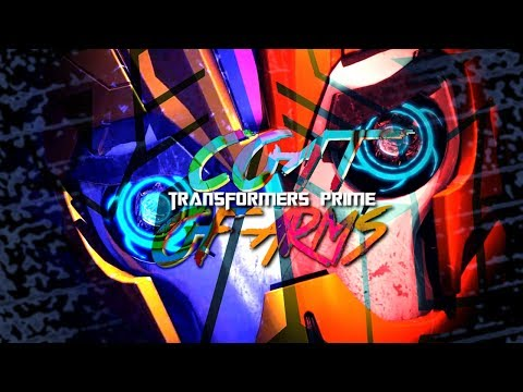 Transformers Prime - Coat of Arms
