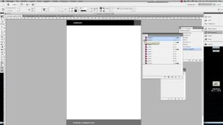 InDesign - Creare un sommario