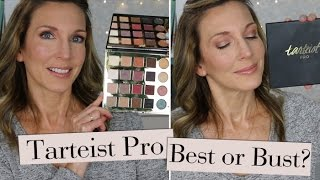 TARTE Tarteist PRO Amazonian Clay Palette ❄ Review & Swatches ...