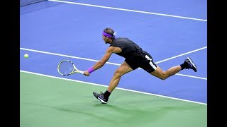 The Best Plays of US Open 2019