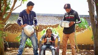 छोटू और चोरनी | CHOTU AUR CHORNI | Khandesh Hindi Comedy | Chotu Comedy Video