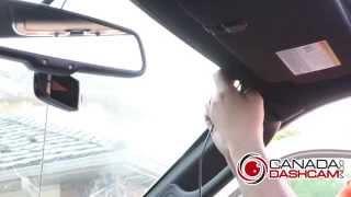 How to install your dash camera? | CANADA DASHCAM.COM