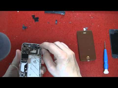 iphone 4 Copper LCD Replacement CDMA