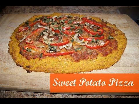 How To Make Sweet Potato Pizza