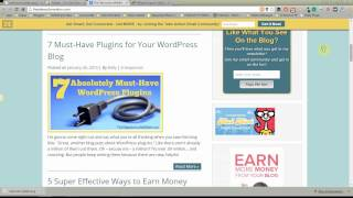 Adding Affiliate Banners to WordPress Sidebar