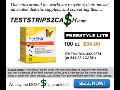 Freestyle Lite 100ct | Toll Free 844-332-2274 (or 844-33-2CASH)