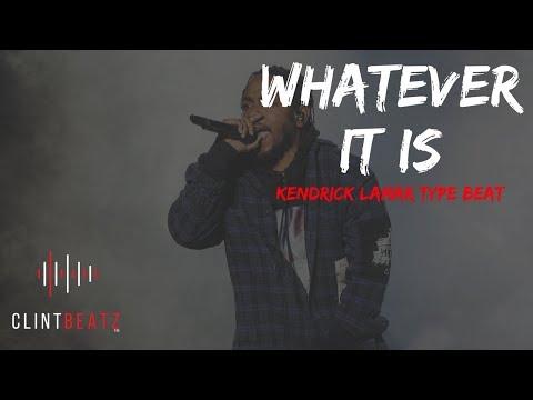 K Dot Type Beat 2018 - Whatever It Is (Prod By ClintBeatz)