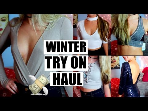 Winter Haul | TRY ON Haul (Tobi, Forever 21)