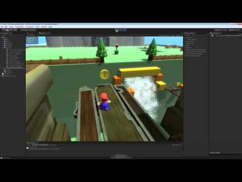 Build a 3D Super Mario Game with Unity 3D