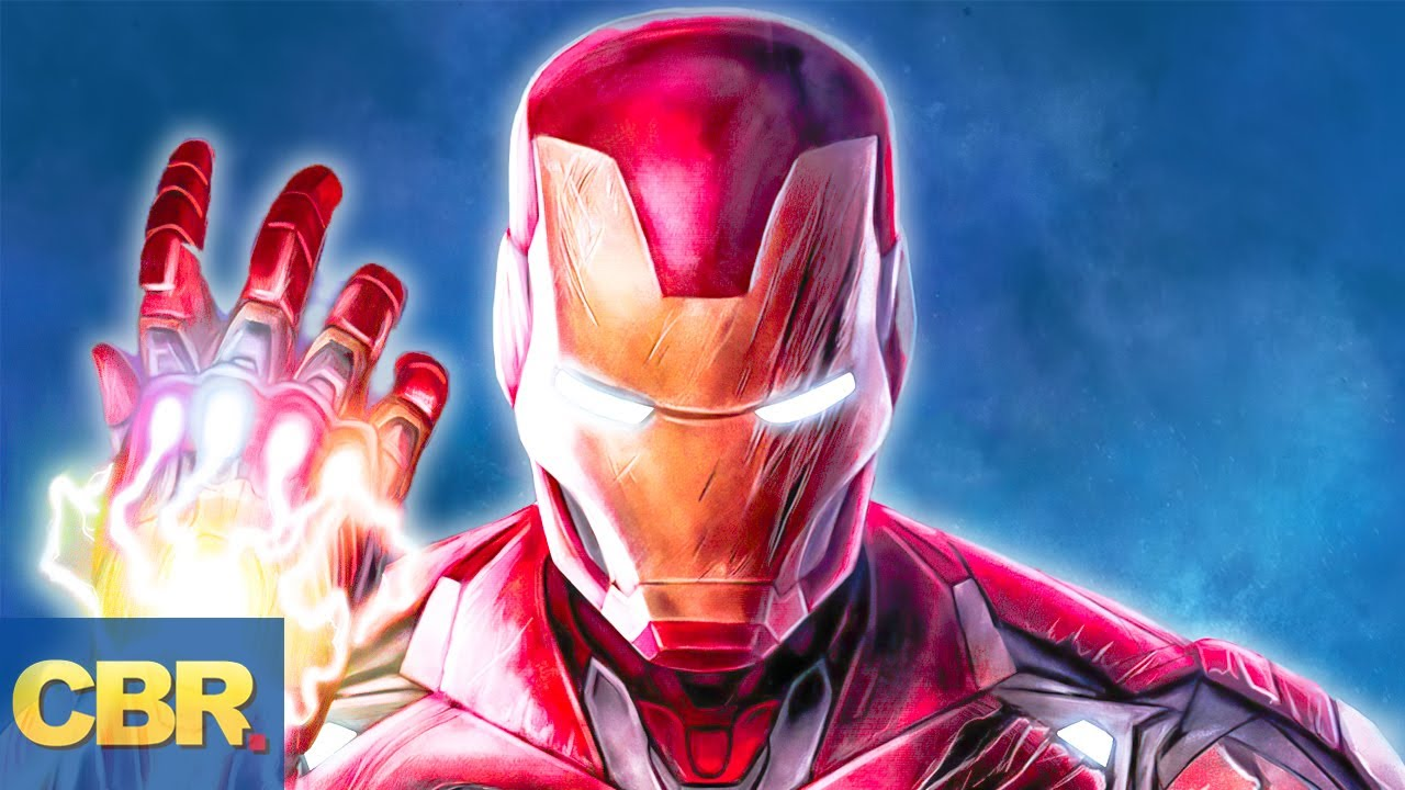 I am Iron Man: Tribute To Marvel's Greatest Hero