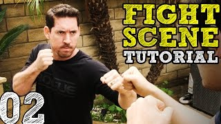 How to shoot a Fight Scene (taught by Stuntmen) Part 02: Camera Tips