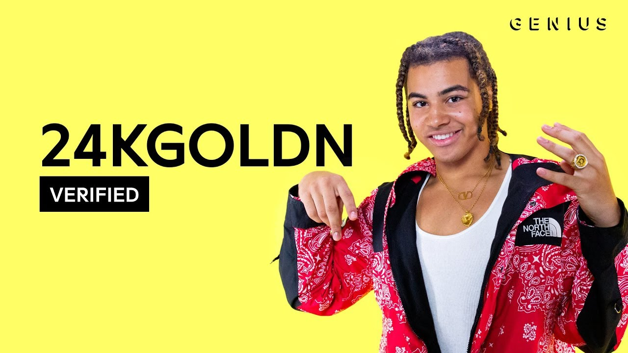 """24kGoldn """"Valentino"""" Official s & Meaning 