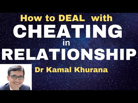 Dealing With Cheating - Holding Yourself | Kamal Khurana