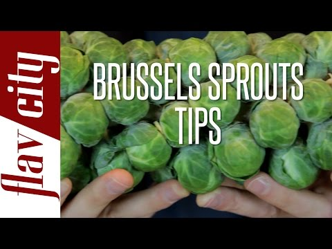 Brussels Sprouts Stalk - How To Cook Brussels Sprouts