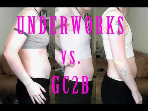Underworks vs. GC2B - Binder Comparison and Review