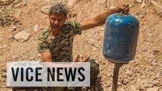 Keluarga di Lini Depan Pertempuran Suriah