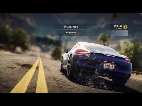 Need for Speed™ Rivals Best Way to Wreck Cop | 3 ESF | 3 SHWAV | PS4