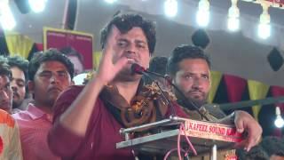 Heartbreaking NAZM on KASHMIR by Imran Pratapgarhi I KANTH I Moradabad I 29 October MUSHAIRA I