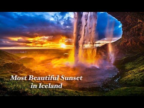 Iceland Day 2 Golden Circle Gullfoss Rain Hail & Seljalandsfoss