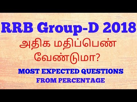 Railway exam 2018 (RRB)| எதிர்பார்க்கப்படும் கேள்விகள் by iGriv IAS Academy