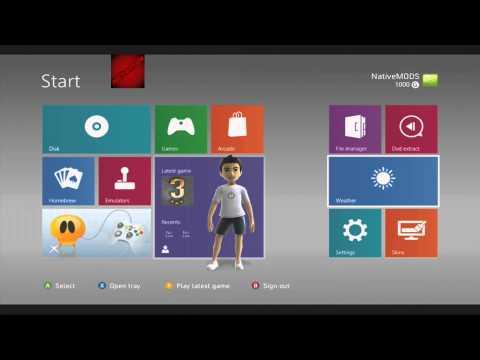 XBOX360 Windows 8 FreestyleDash Theme + Download