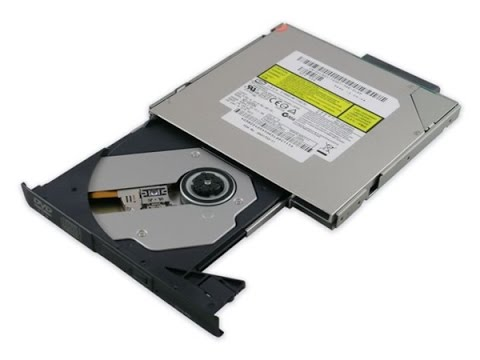 Upgrade a Toshiba Satellite to Blu-ray!!
