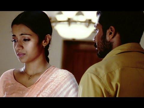 Surya accepts Trisha's love - Aaru