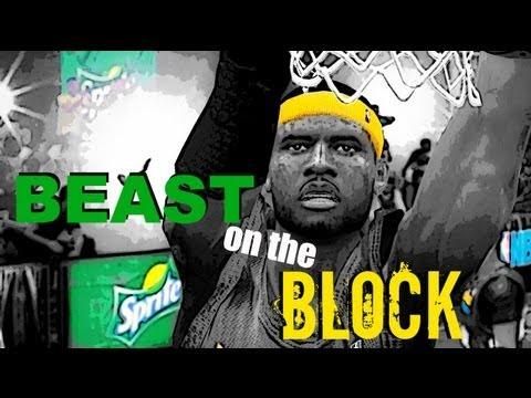 NBA 2k13 MyCAREER Blacktop Talk - Expect Neal Bridges to Posterize (NBA 2k12 Street PC Mod)
