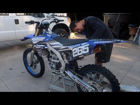 WHAT EVERY YAMAHA NEEDS... | NEW EXHAUST + PIT BIKES VS POLICE FAiL