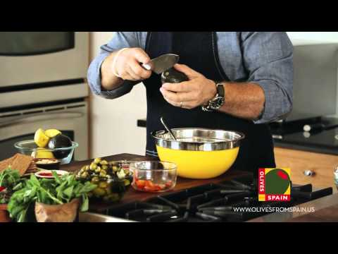 Marinated Mixed Olives with Ventresca Tuna Video Recipe
