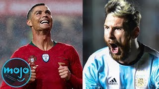 Top 10 Players To Watch At the 2018 World Cup