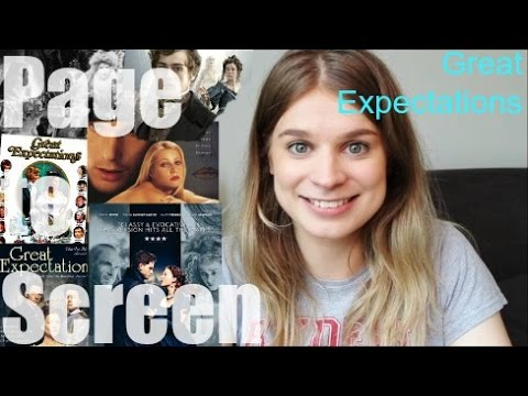 Great Expectations | Page to Screen Comparisons