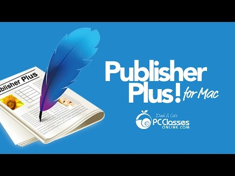 Publisher Plus for Mac Tutorial
