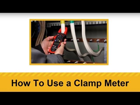 How To Use a Clamp Meter