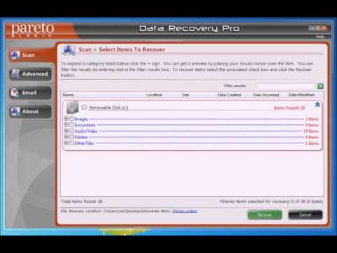 How to Recover Deleted Files from a Flash Drive EASILY