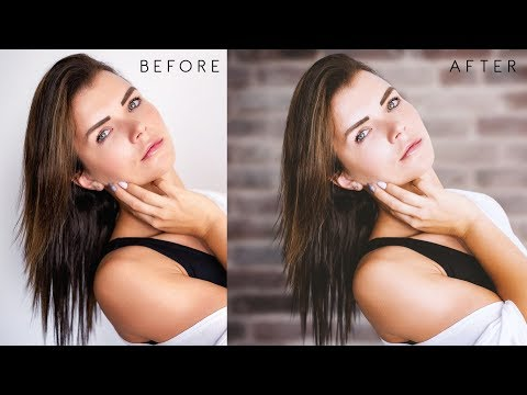 Quickly Mask and Change Backgrounds in Photoshop - Replace White background Photos Easily