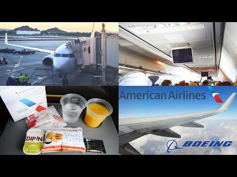 TRIP REPORT: American Airlines | Phoenix (PHX) to Dallas (DFW) | Boeing 737-800 | AA1196 | Economy