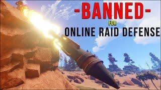 Rust: Online Raid Defense - Banned Fairly?