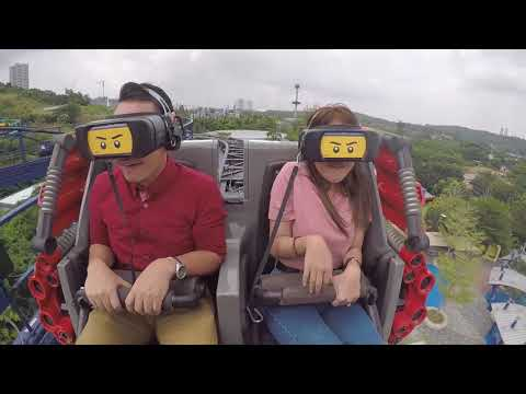 6 exciting reasons to try this new ride at LEGOLAND Malaysia Resort