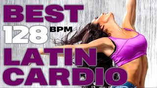 Best Latin Nonstop Hits For Cardio Dance Workout Session for Fitness & Workout 128 Bpm / 32 Count