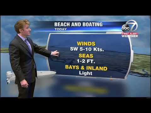 Video: First Alert Weather - 12pm June 1, 2018