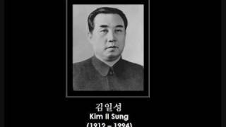 Funeral Songs of General  Kim Il Sung